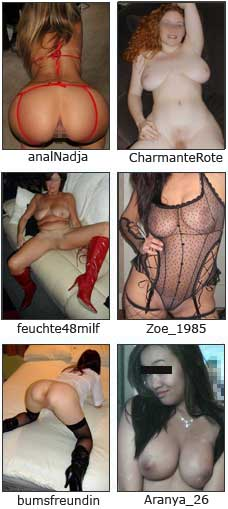 Sexkontakte mit Fotos